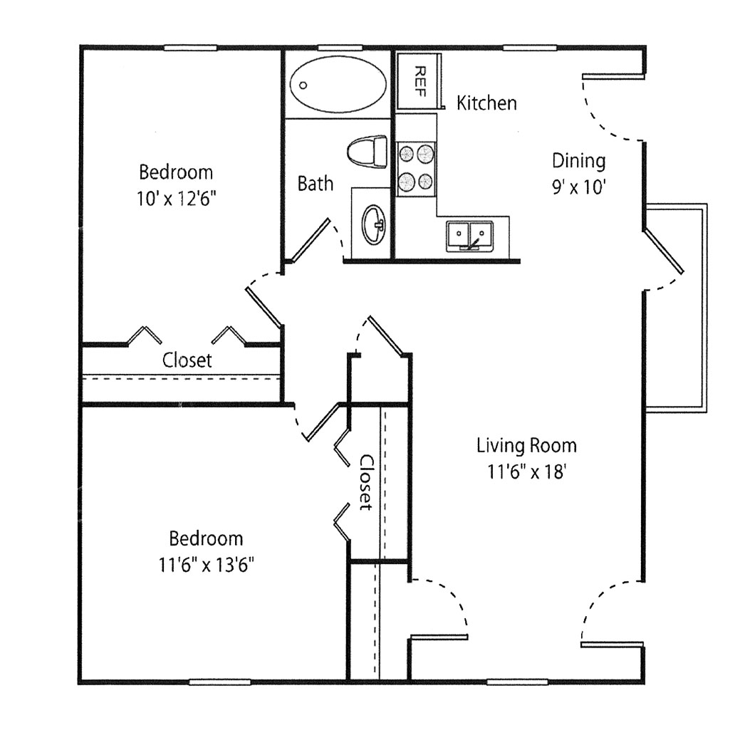 floorplans hampton creste